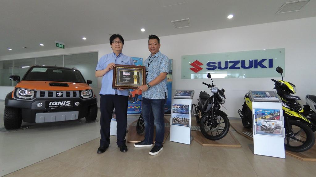 Suzuki Ertiga Kembali Ungguli Indeks Kepuasan Konsumen Tahun 2017
